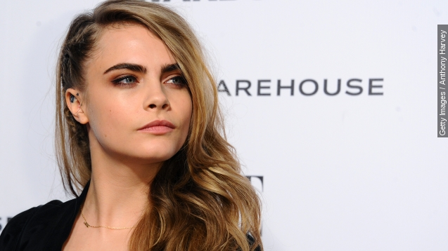 See Cara Delevingne's most awkward, sarcastic interview ever