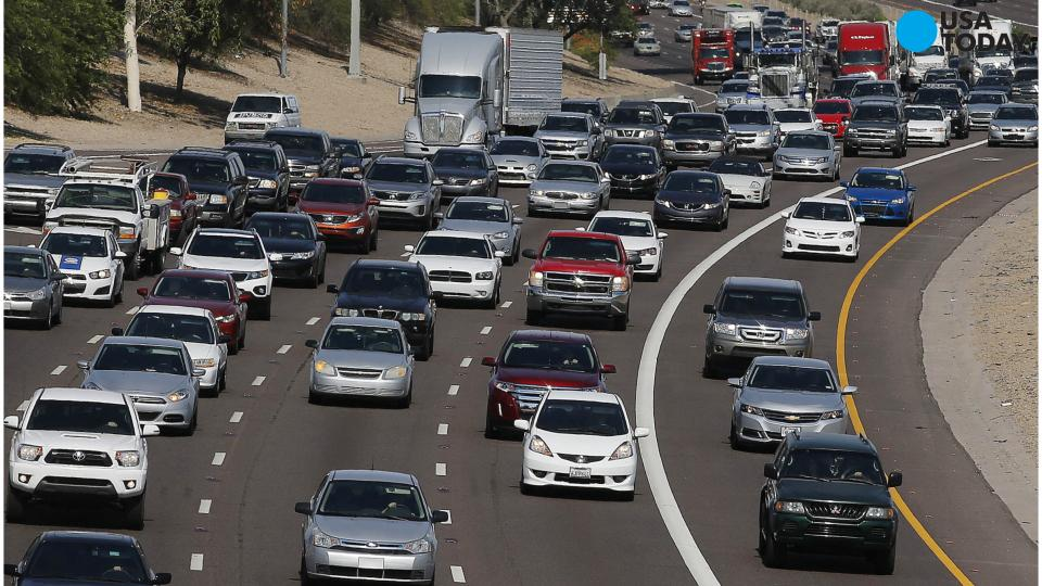 Image result for cars evacuating us