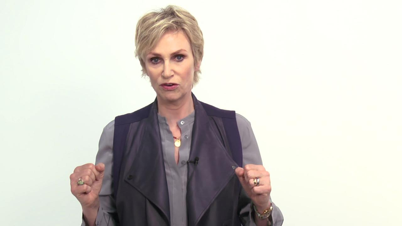 Jane Lynch's greatest story ever told