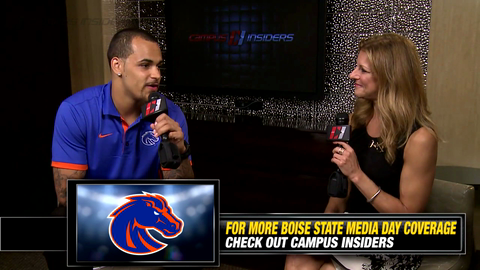 Boise State's Darian Thompson On Chris Petersen Returning To Face Broncos