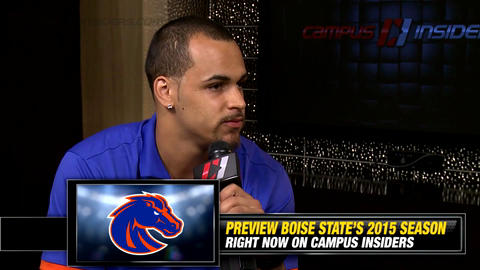 Boise State's Darian Thompson On Expectations For 2015