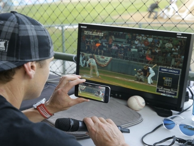 Baseball Team Has Computer Call Balls, Strikes