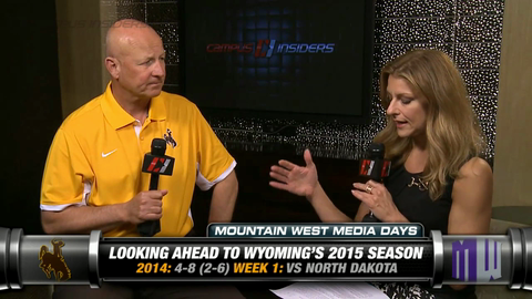 Wyoming's Craig Bohl On Outlook For 2015 Season