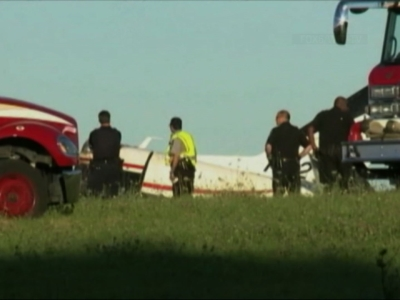 Two Dead in Fiery Wisconsin Plane Crash