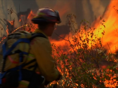 Wildfires Burning in Northern California