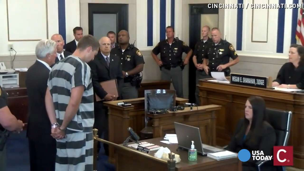 Cincinnati cop pleads not guilty to traffic stop murder