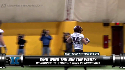Will Minnesota Win The Big Ten West?