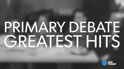 Primary debates: The greatest hits in history