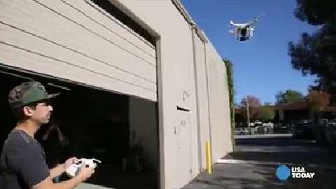 FAA issues 500 permits for commercial drone usage