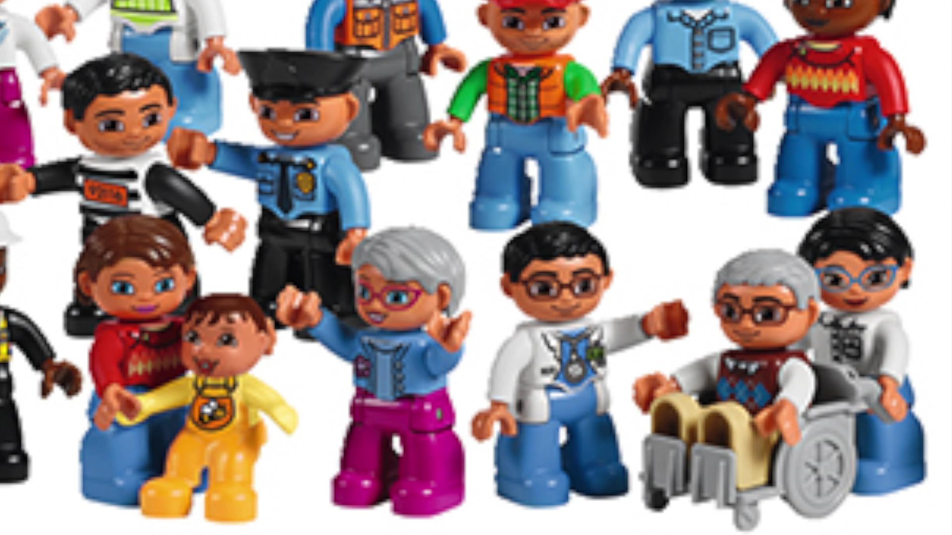 Parents outraged over new LEGO figurine