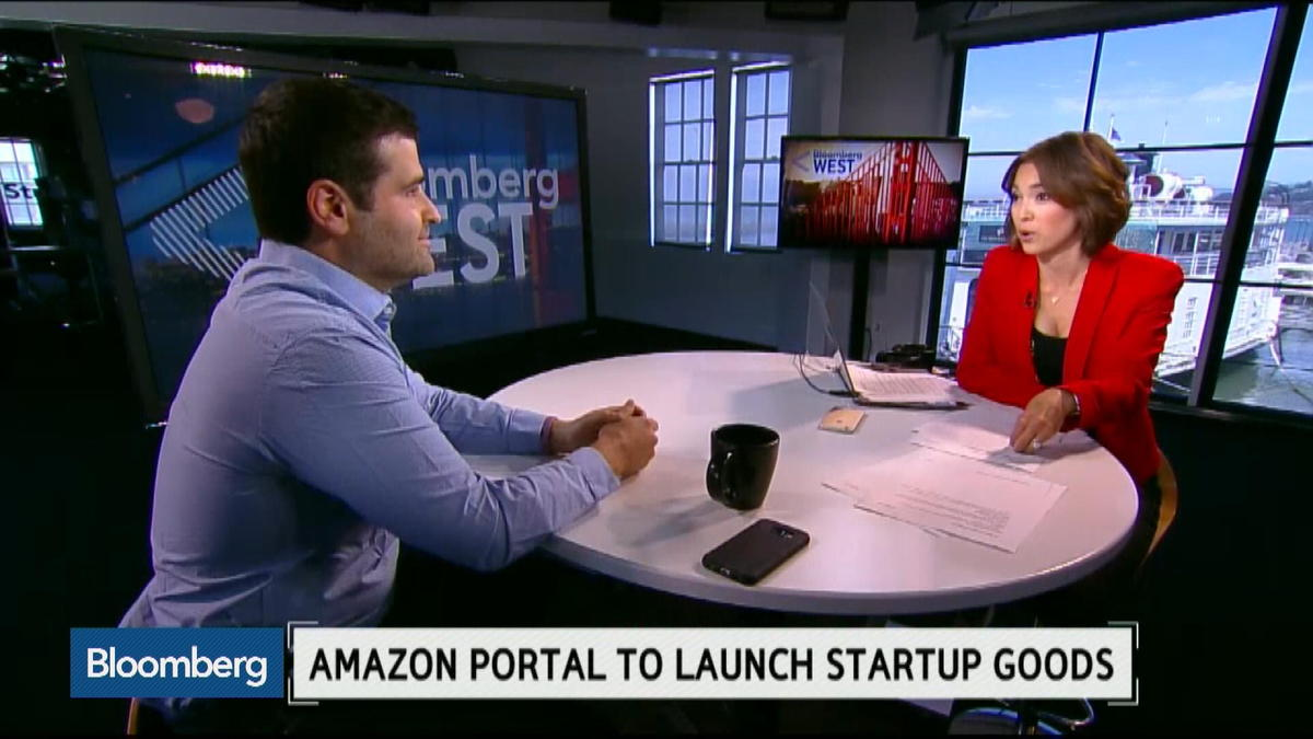 Amazon portal to launch startup goods