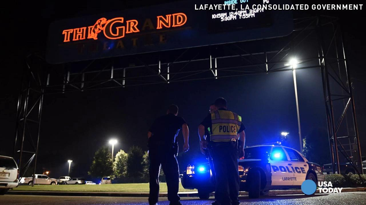 911 calls from La. theater shooting describe horrific scene