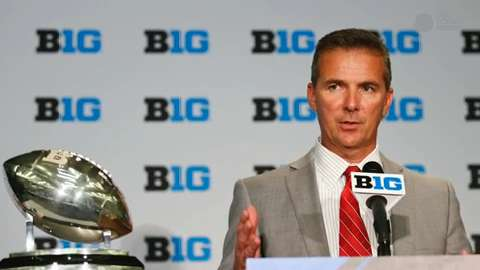 Big Ten Media Days kick off with a bang