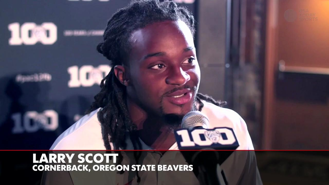 Pac-12 Media Days: How players spend time off the field