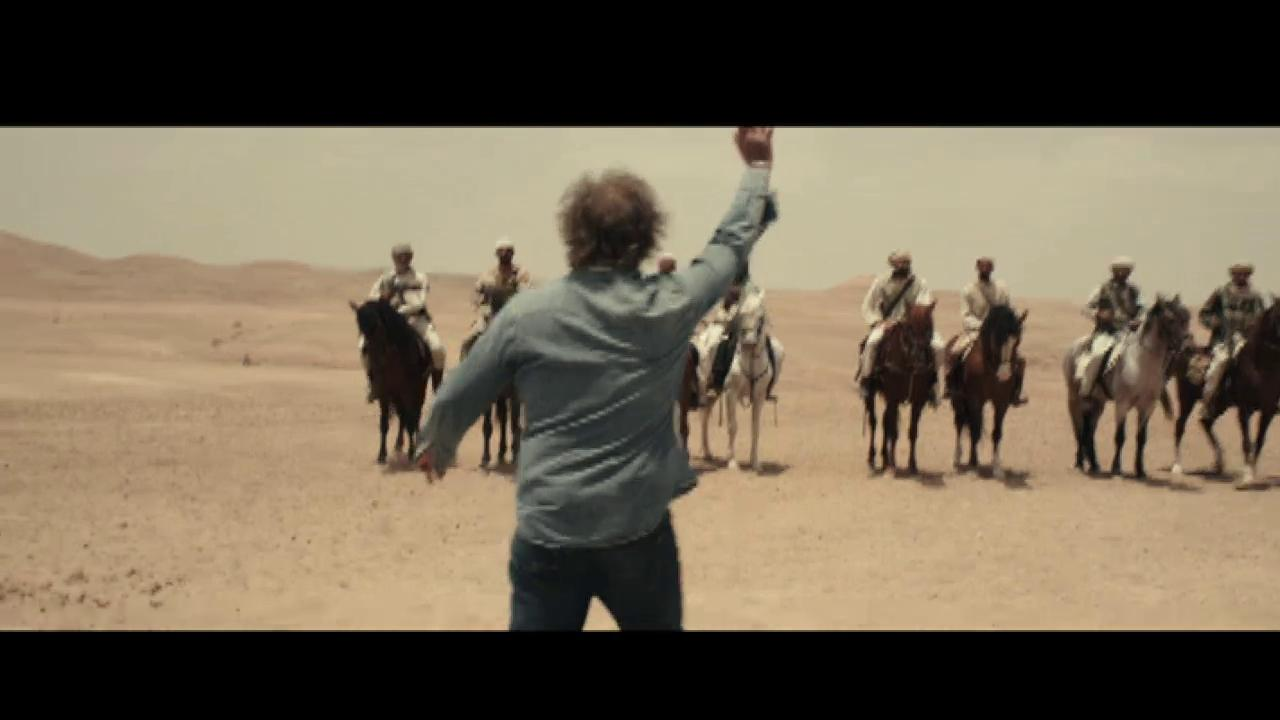 Trailer: 'Rock the Kasbah'