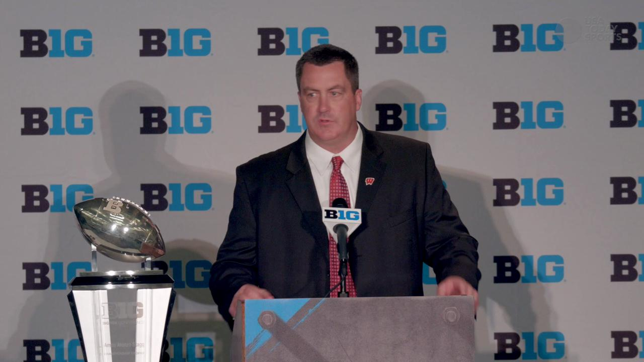 Expectations high at Big Ten Media Days
