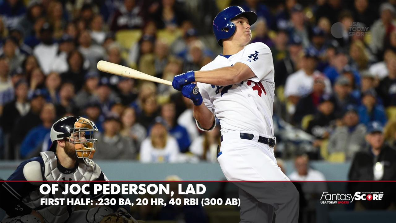 MLB Fantasy Focus: Can Joc Pederson turn things around?