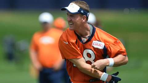 NFL Daily Blitz: Peyton Manning will take it light in camp