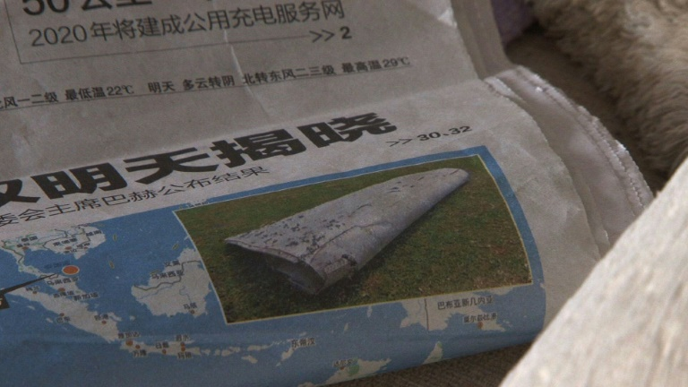 Relatives unconvinced by MH370 wreckage find