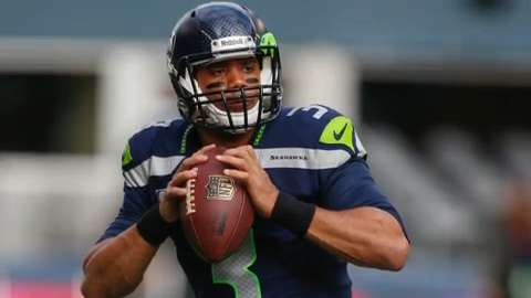Russell Wilson agrees to new contract with Seahawks
