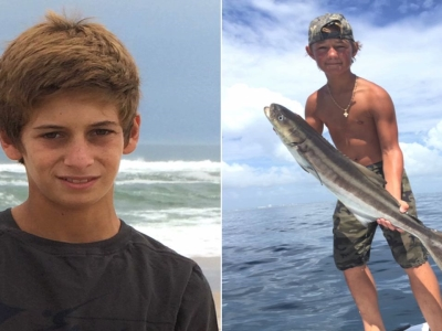 Coast Guard suspending search for missing Florida teens