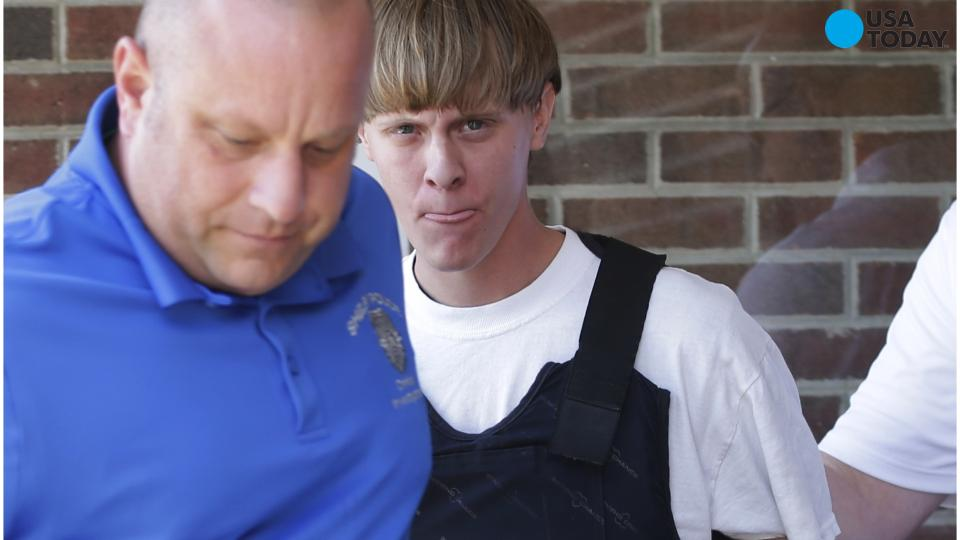 Dylann Roof pleads not guilty in Charleston case