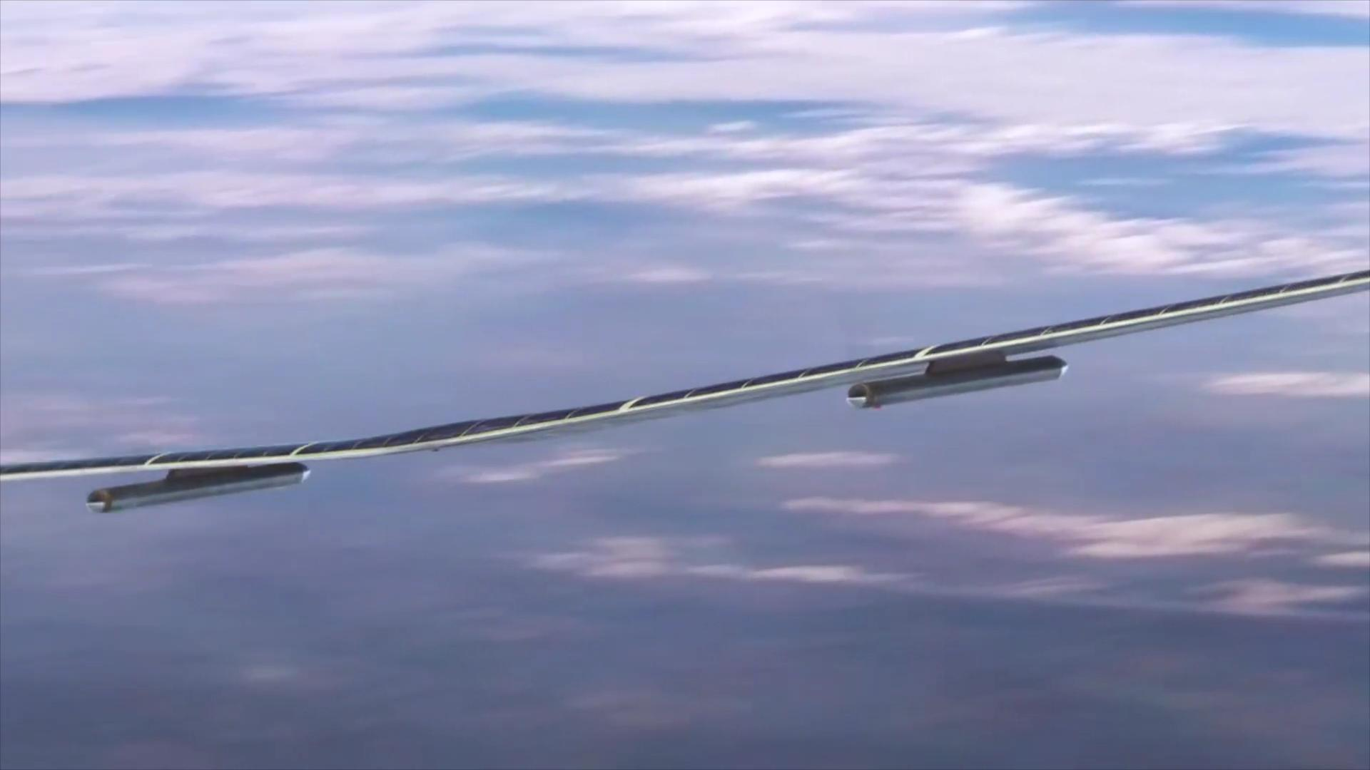 Facebook builds Internet drone to provide access for all