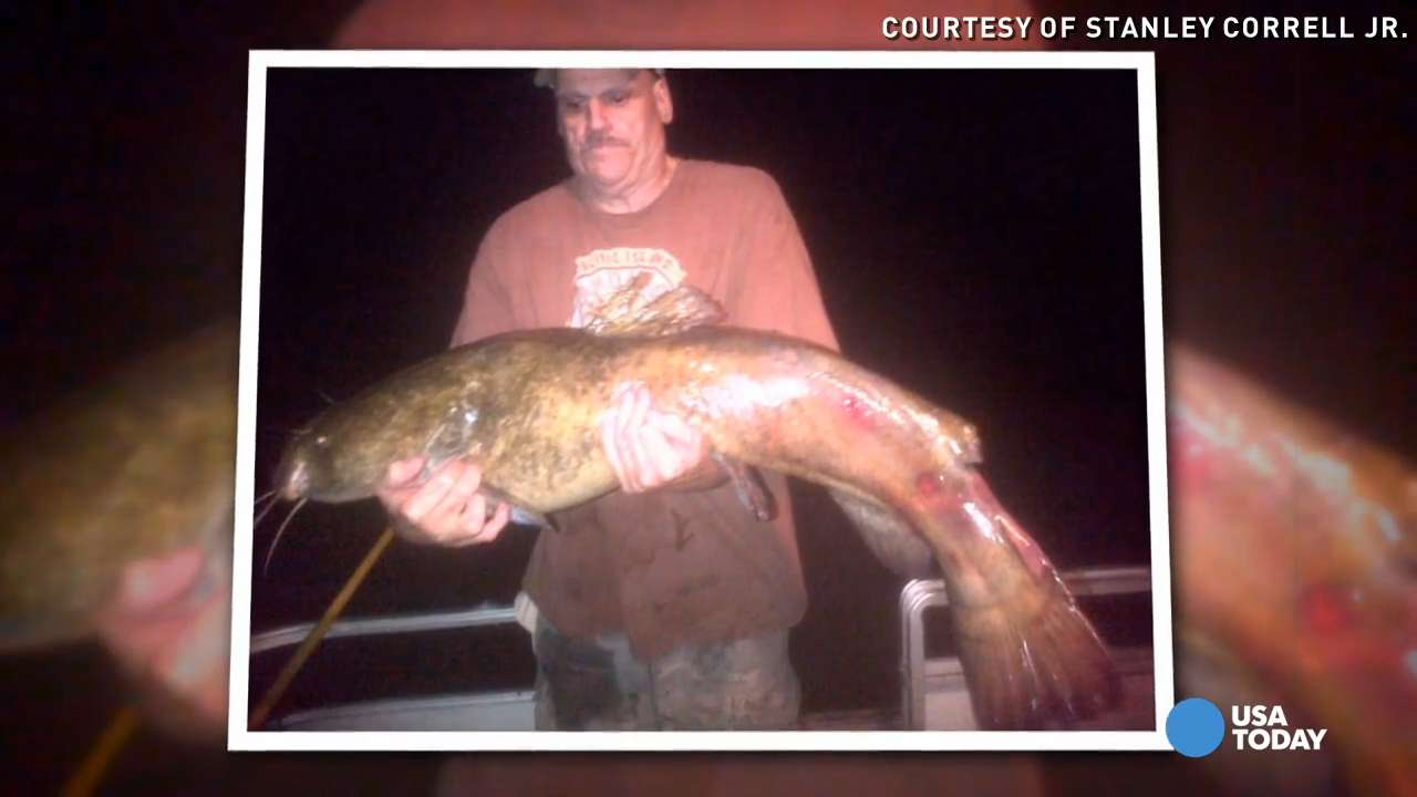 Man reels in massive 58-pound fish