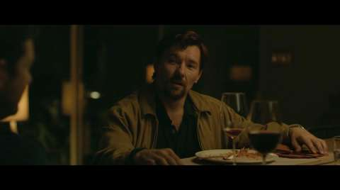 An awkward dinner party in 'The Gift'