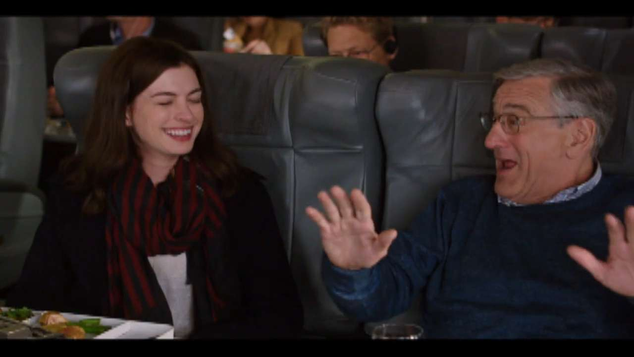Trailer: 'The Intern'
