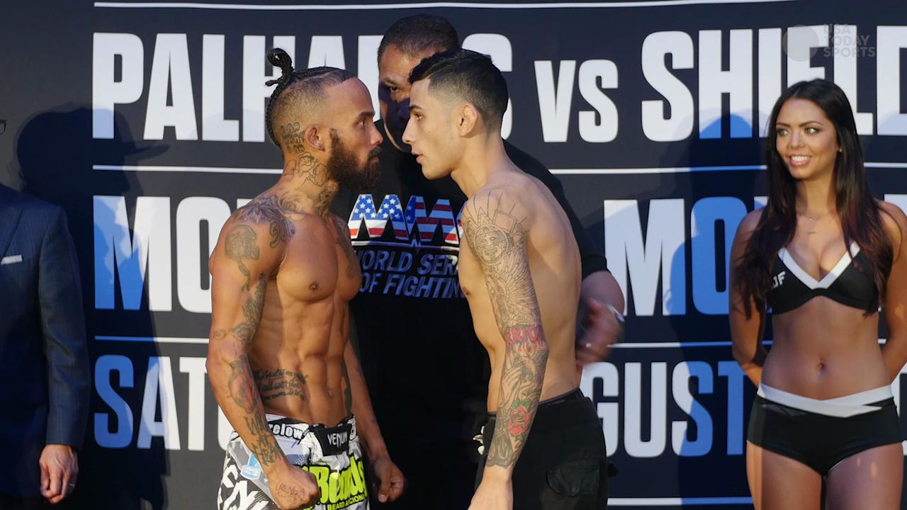 WSOF 22: Weigh-In Archive