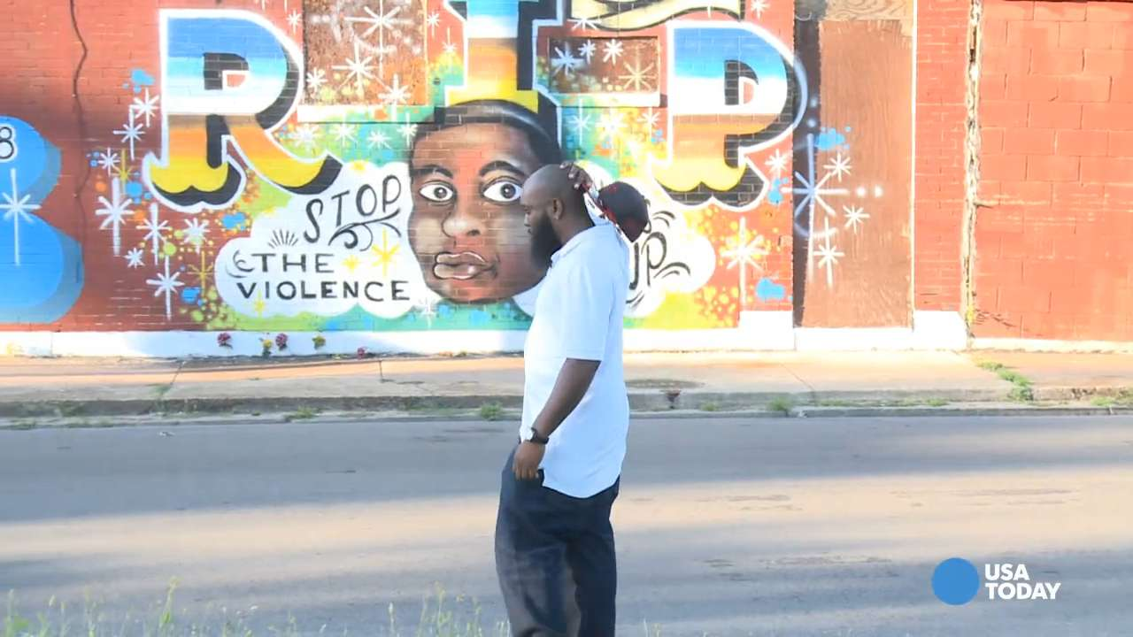 Mike Brown's father: The police have to do a better job