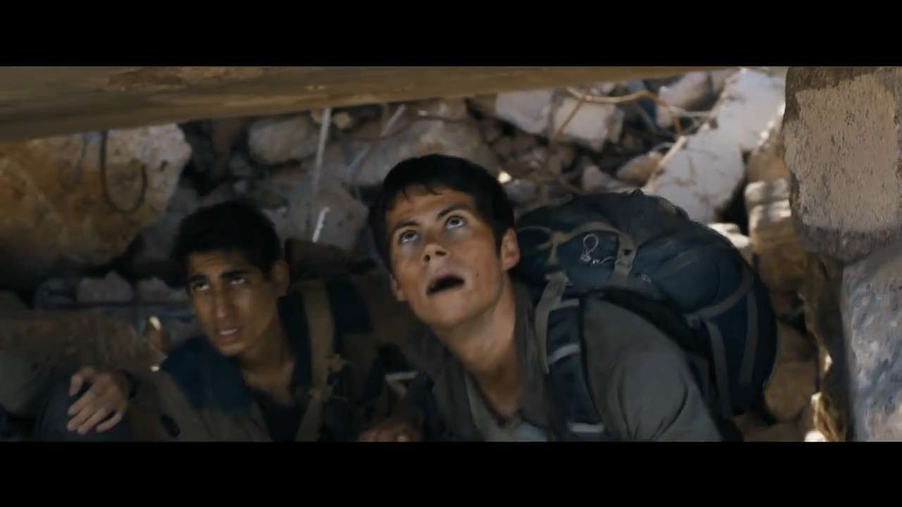 Trailer: 'Maze Runner: The Scorch Trials'