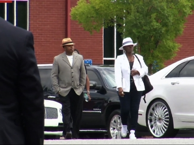 Bobbi Kristina Brown funeral disrupted by feud