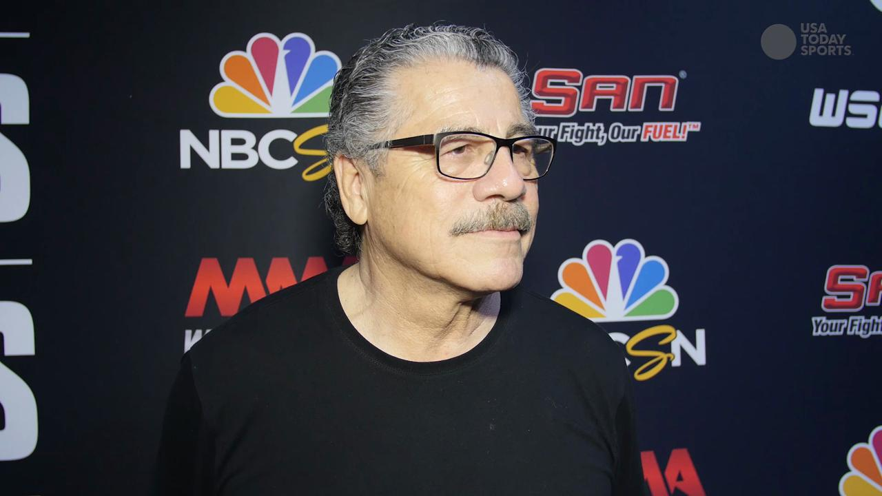 Stitch Duran is back on the job