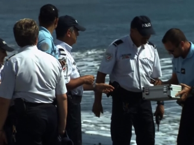 New debris on Indian Ocean island not plane part