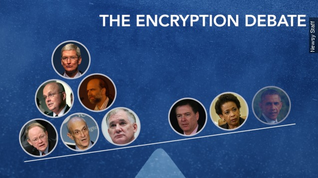 More calls for encryption: Are the scales tipping yet?
