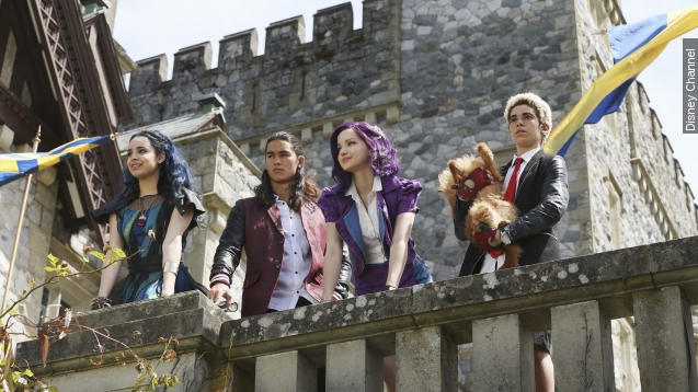 'Descendants,' other Disney TV films steal The show, ratings