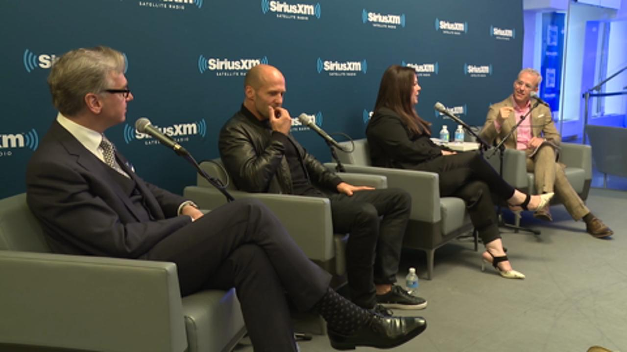 EW Sirius Town Hall: Paul Feig and Melissa McCarthy discuss female comedies