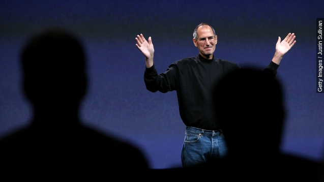 Why are we so obsessed with Steve Jobs?