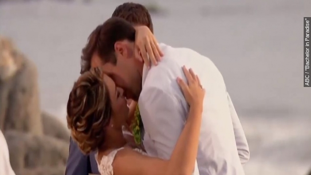 'Bachelor in Paradise: Marcus and Lacy tie The knot