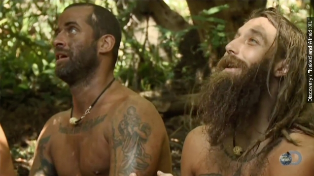 'Naked And afraid: XL' contestants Form large groups