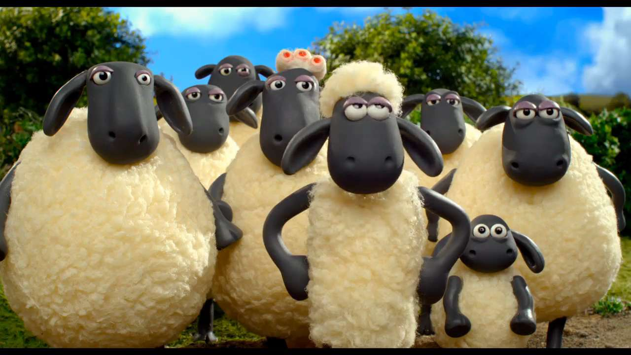 Trailer: 'Shaun the Sheep'