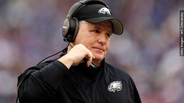 Some eagles players don't understand their head coach