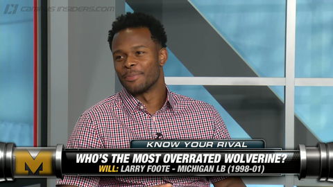 Former Buckeye Will Allen On Most Overrated Michigan Wolverine