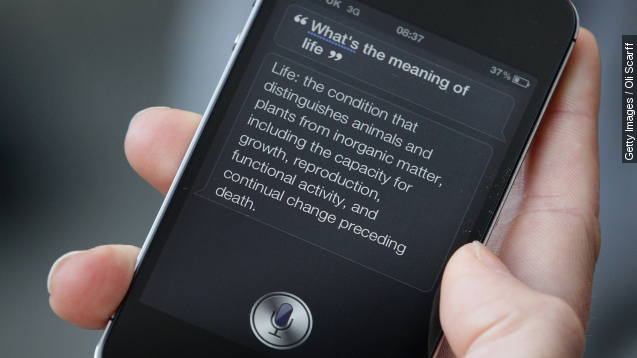 Apple might put Siri to work transcribing voice mail