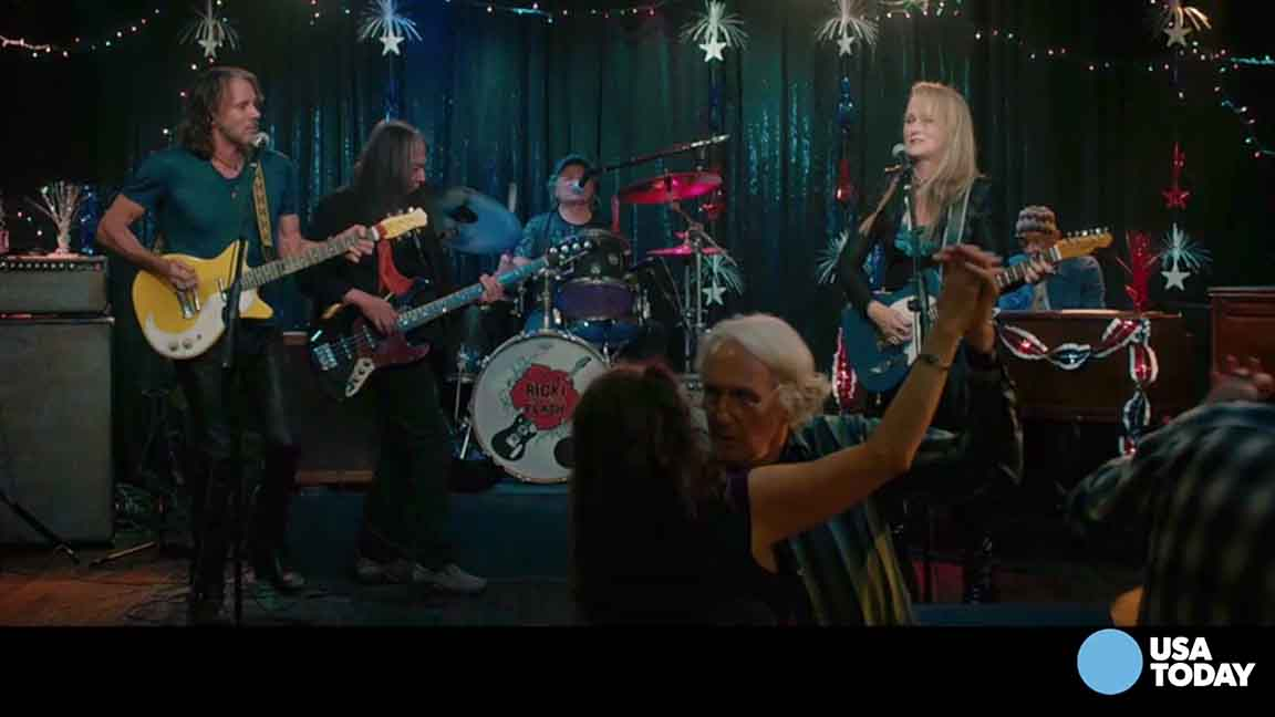 Rick Springfield talks jammin' with Meryl Streep in 'Ricki and the Flash'
