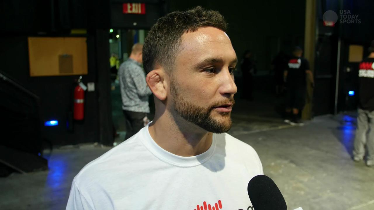 UFC featherweight Frankie Edgar talks about his desires for title and thoughts on Aldo vs. McGregor