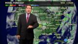 Tuesday's forecast: Cold front moving through East