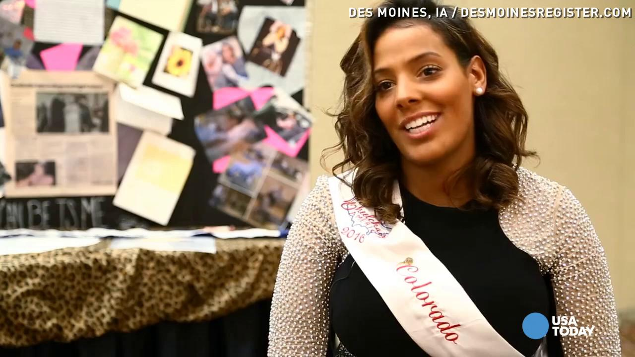 Ms. Wheelchair America crowns women for courage